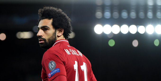 Eden Hazard has scored 14 goals in Europe in his entire career with Lille and Chelsea. In less than 18 months at Liverpool, Mo Salah has scored 14 Champions League goals. Photo