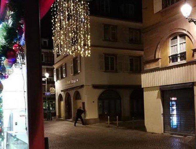 Стрельба в Страсбурге