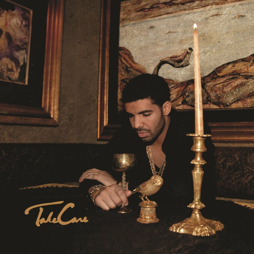 """Drake's album """"Take Care"""" has now spent 300 weeks on the Billboards 200 There are only 2 other rappers who have achieved this Kendrick Lamar - good kid, m.A.A.d city (318) Eminem - The Eminem Show (356), Recovery (320), Curtain Call: The Hits (422)"""