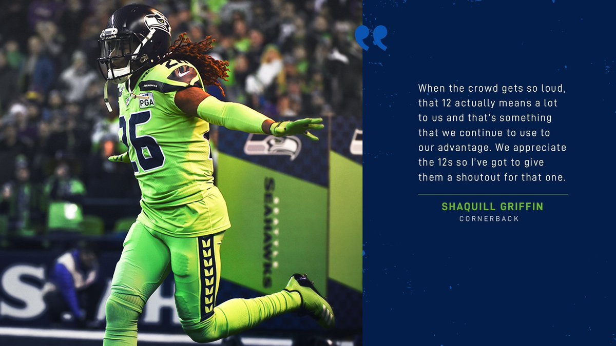 We couldn&#39;t do what we do without the loudest fans in football. #ThankYou12s<br>http://pic.twitter.com/8oqqK3GMLh