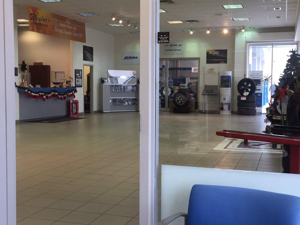 Weidner Motors Ltd.