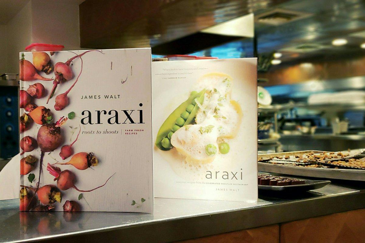 araxi roots to shoots farm fresh recipes