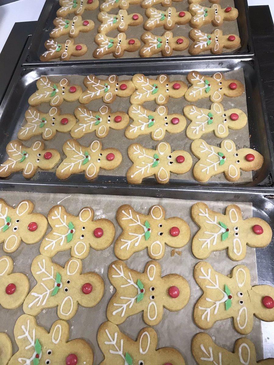 Churcher S College Catering On Twitter Reindeer Shortbread