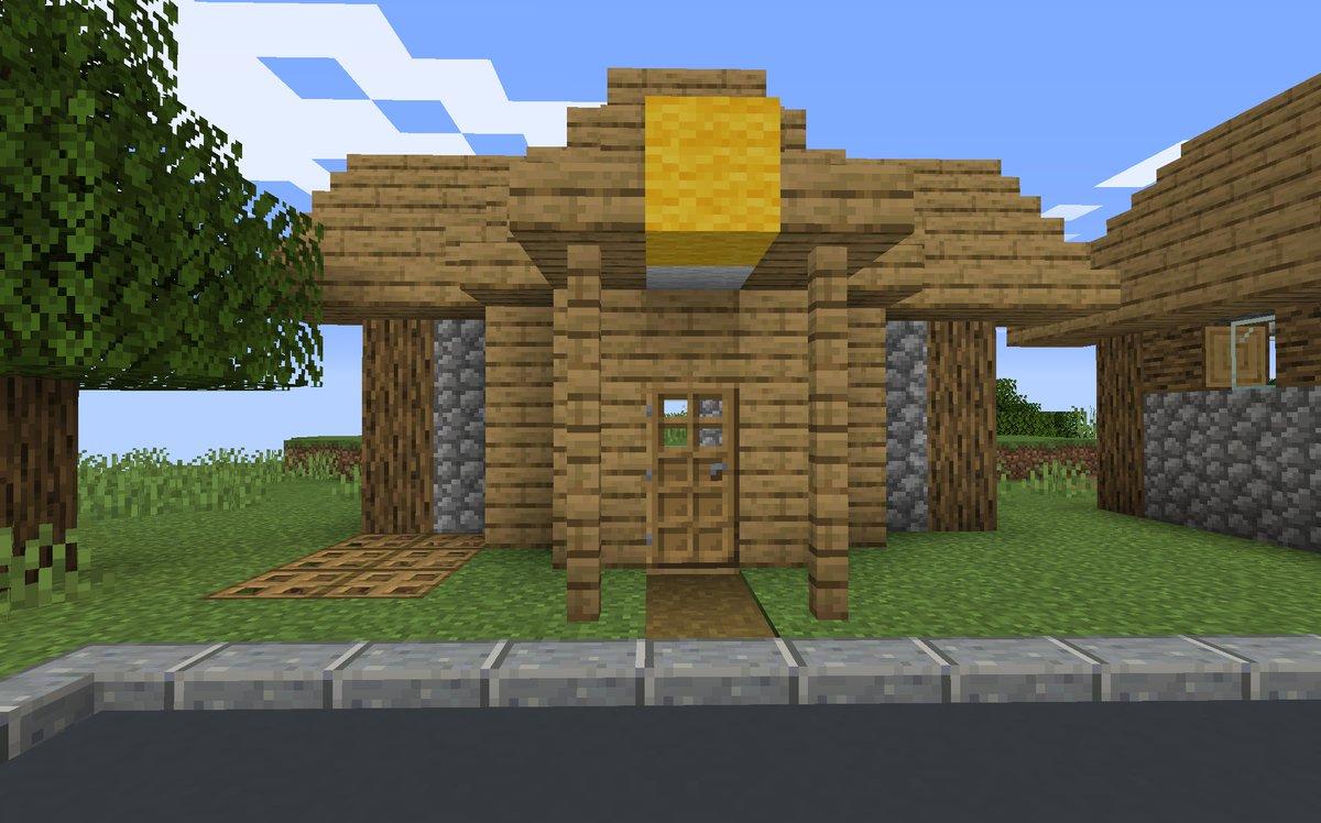 "Karan Seraph on Twitter: ""#Minecraft 8.84 (snapshot 88w8a) plains"
