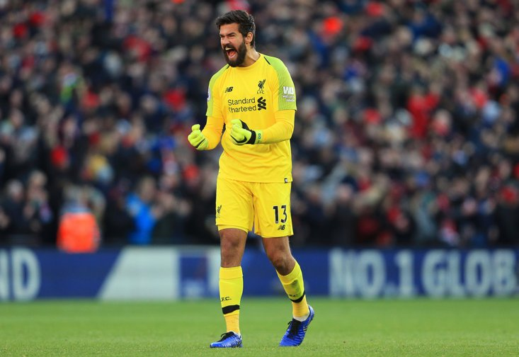 Name a better keeper in Europe at the moment. I'll wait.