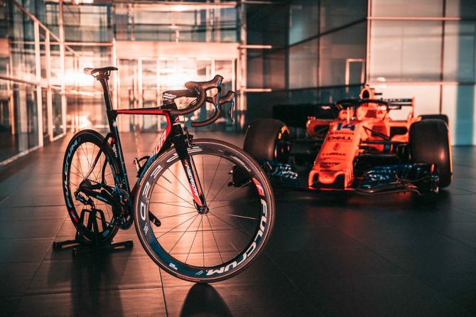 test Twitter Media - McLaren power into cycling with Bahrain-Merida joint venture https://t.co/6xhfm02lmp https://t.co/Gjya6WDgxH