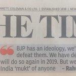 Rahul Gandhi Twitter Photo