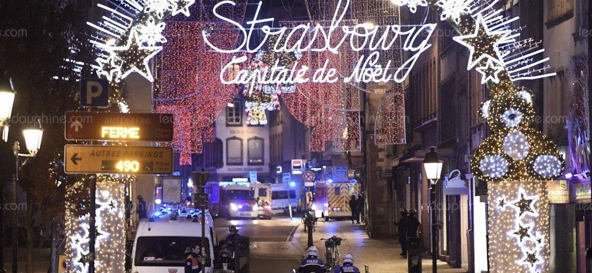Attentat à Strasbourg. Édition spéciale sur @CNEWS @CNEWSLesOFF avec @cleliemathias @GerardLeclerc Sandra Buisson @Sifaoui Roger Marion @kin8n et toute la redaction !