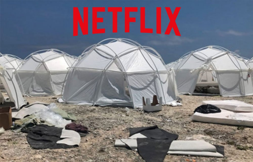 Netflix is dropping a doco about the hot mess that was Fyre Festival https://t.co/IFSbhSGVBo
