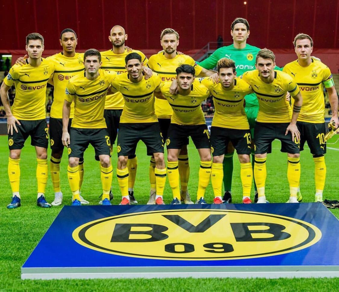 Champions League: Borussia Dortmund's first-place finish thrills Achraf Hakimi