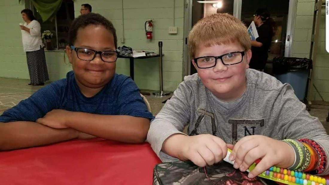 After his best friend died, this 12-year-old Michigan boy raised $2,500 to pay for the headstone on his friend's grave https://t.co/l6olPTWggy