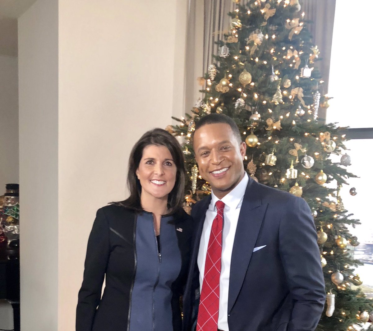 Always great to hang out with my friend and fellow South Carolinian, @craigmelvin. So proud of his success! #SCPride<br>http://pic.twitter.com/5lcCImAY7T