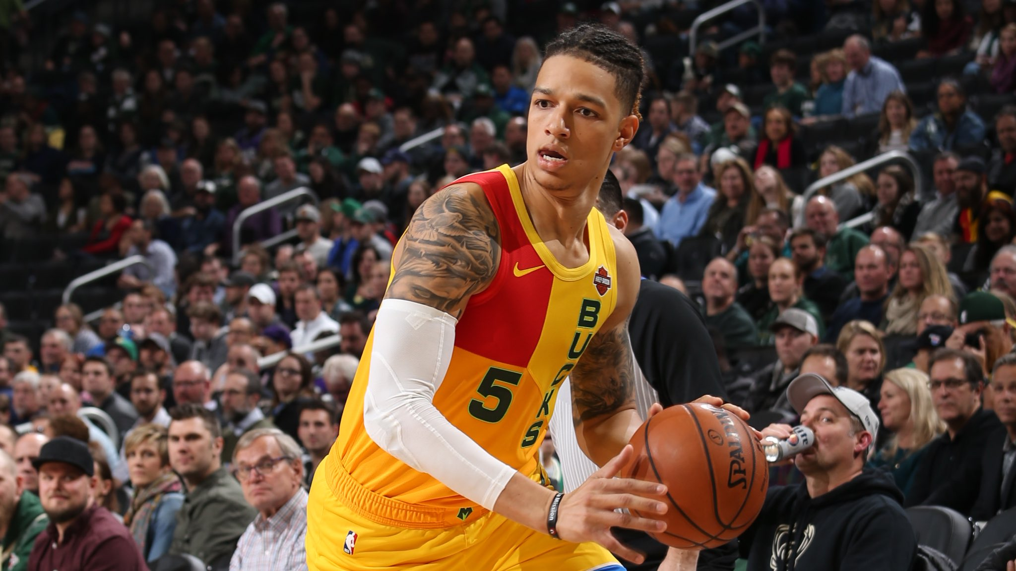 f22b213ce25 The Bucks have assigned D.J. Wilson to the  WisconsinHerd. The Herd begins  a two-game road trip tomorrow when it takes on the Greensboro Swarm at 12