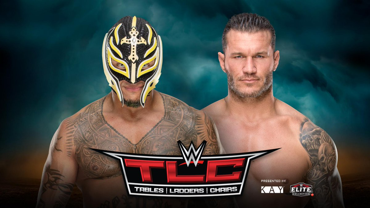 Chairs Match Announced For Sunday's WWE TLC PPV