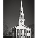 Image for the Tweet beginning: Meeting House Litchfield CT on
