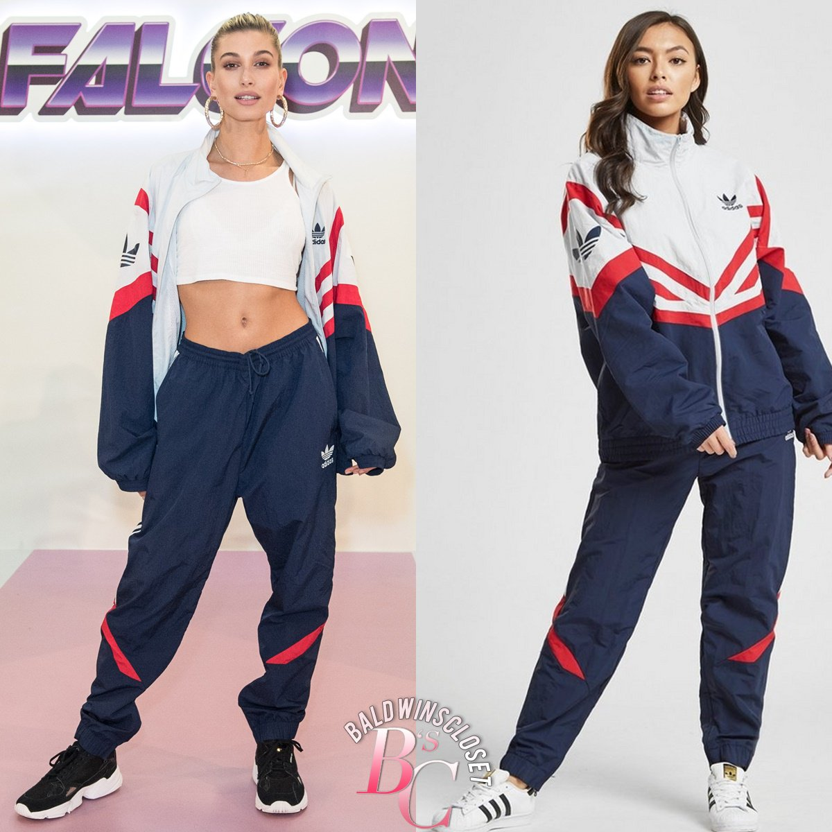 ace5c0f14 ... Top for $112.00 and a pair of #adidas Originals Sportivo Track Pants  for $81.00. These items are FINALLY available! ...