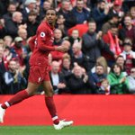 Joel Matip Twitter Photo
