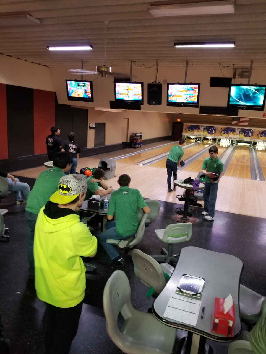 3eba4709bcf Congratulations to the boys bowling team. They improved to 2-1 on the  season with a 2562 to 1525 win over Clarksville. Caleb Jenkins was Medalist  tonight.