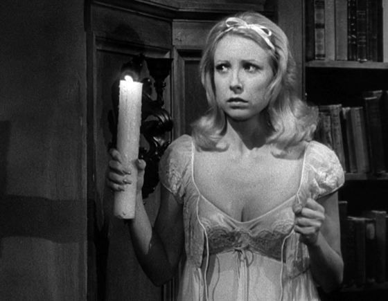 Put the candle back... on the birthday cake! A Happy Happy Birthday to Teri Garr!