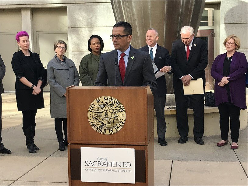 Sac City Unified On Twitter Supt Aguilar Joined Other Education