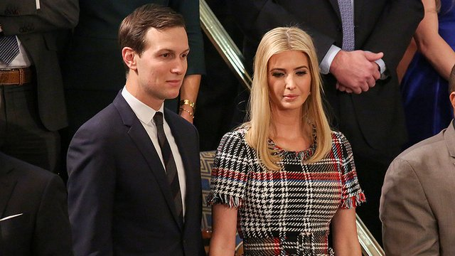 Ivanka and Jared Kushner could profit from developer tax break they pushed for: report https://t.co/OTdTSLLB24