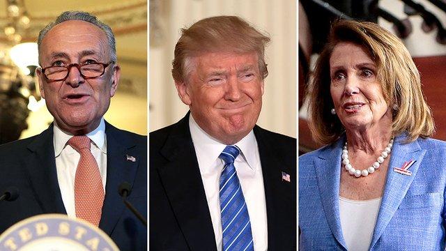 NEW: Trump-Dem Oval Office clash ups chances of shutdown hill.cm/0hHqqgL