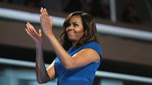 Michelle Obama surprises students at Detroit Motown Museum hill.cm/8ohGJZa