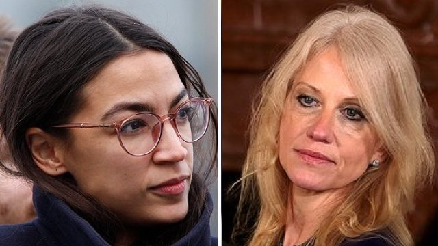 Conway rips into Ocasio-Cortez: A 29-year-old who 'doesn't seem to know much about anything' hill.cm/w1WSiYG