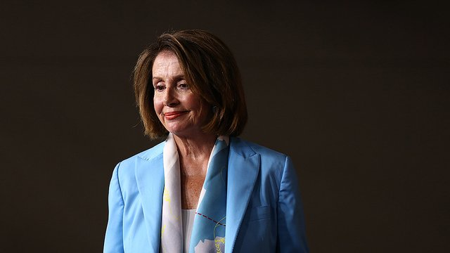 Pelosi introduces world to new idiom: 'Tinkle contest with a skunk' hill.cm/WnrkorW