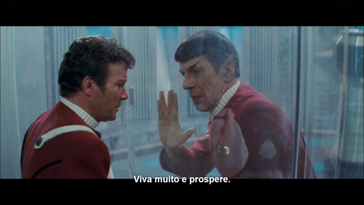 SPOCK YOU CRAZY MOTHERFUCKER <br>http://pic.twitter.com/S7rH5mhvUC
