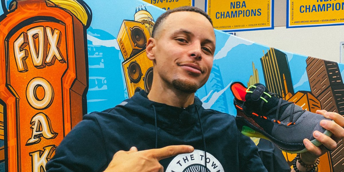 Stephen Curry's photo on #AskSteph
