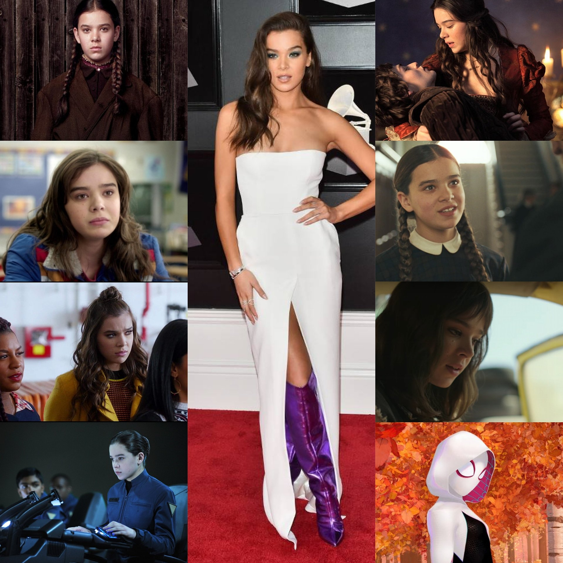 Happy 22nd birthday Hailee Steinfeld!