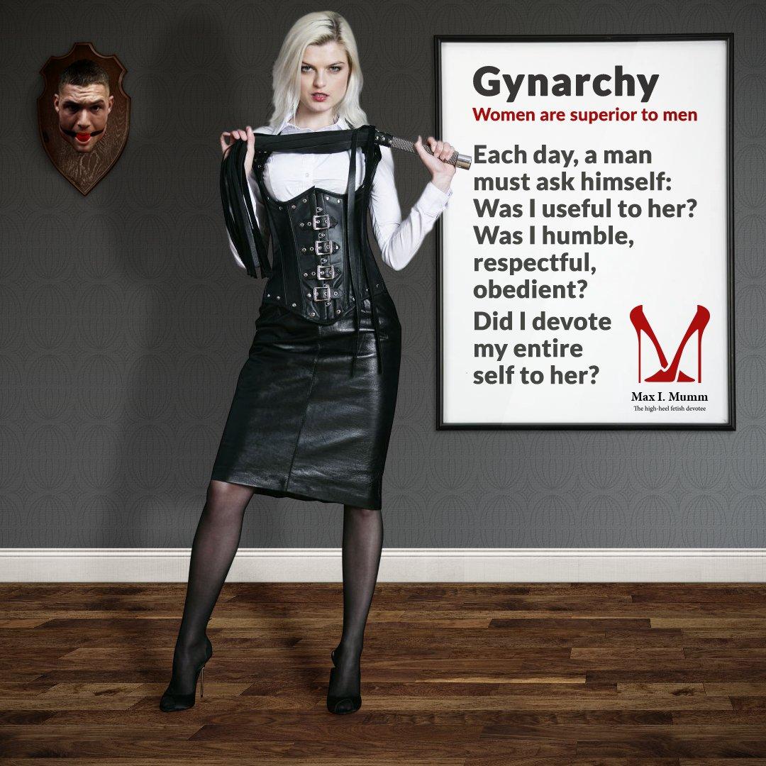 Matriarchy Marriage