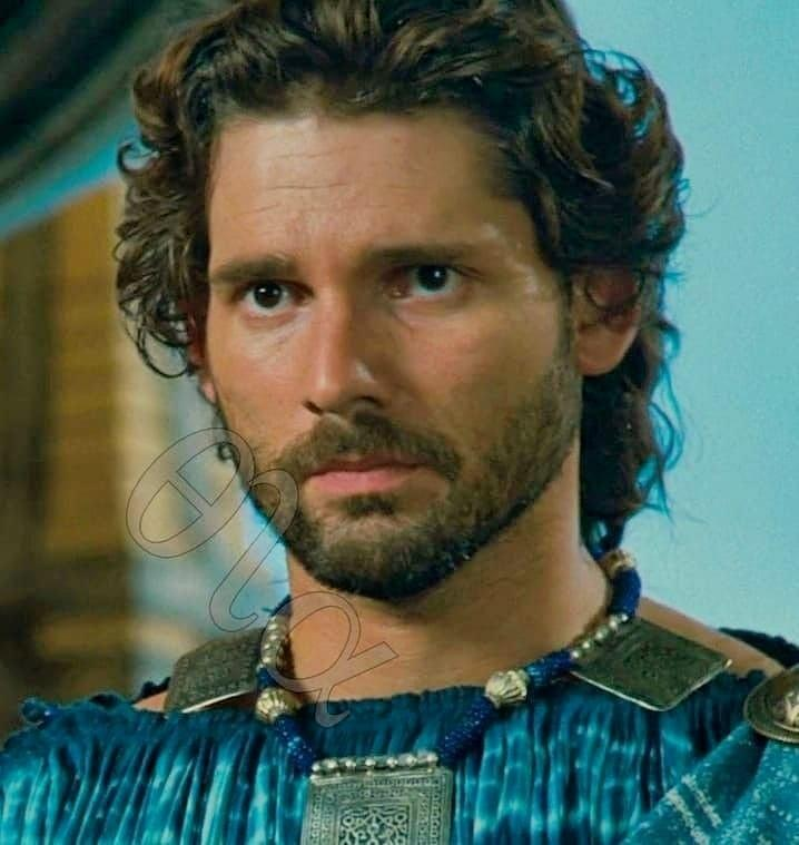warrior wednesday Hector #troy movie #ericbana such a #looker