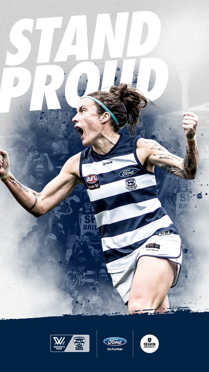 Geelong Cats Womens On Twitter Wallpaper Wednesday Deck Out Your Phone In Cats Colours With Our First Wallpaper Wednesday Instalment Desktop Phone Tablet Https T Co Ibzx5fuz3j Herstoryourfuture Wearegeelong Https T Co Mbmonvts9y
