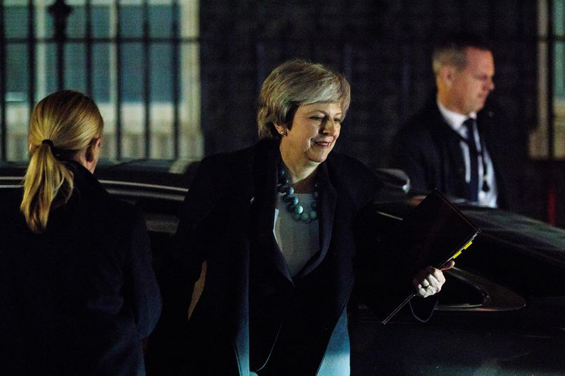 Tories will hold a historic no confidence vote in Theresa May TONIGHT over Brexit https://t.co/1LFg64RNPa