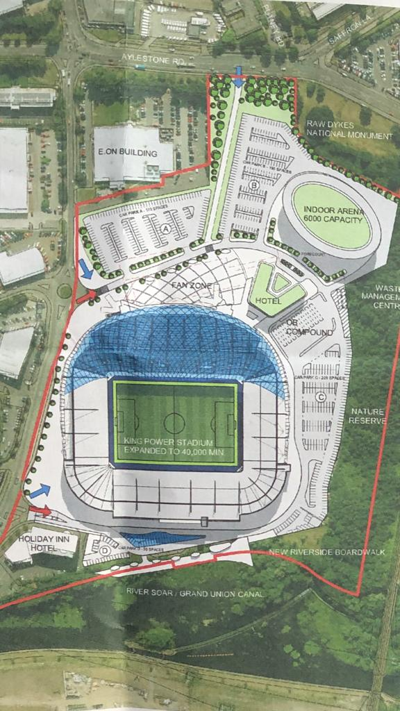 Rumoured plans for the expansion to the King Power Stadium #lcfc  http://dlvr.it/QtRH5l