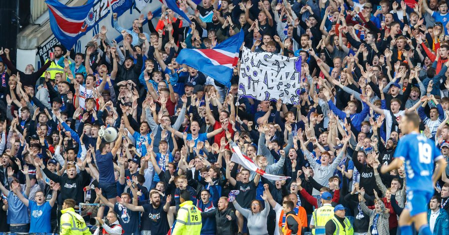 An incredible 10,000 Rangers fans are expected in Austria for tomorrow night's #uel clash against Rapid Vienna 😲 https://t.co/cxdqj1D11u