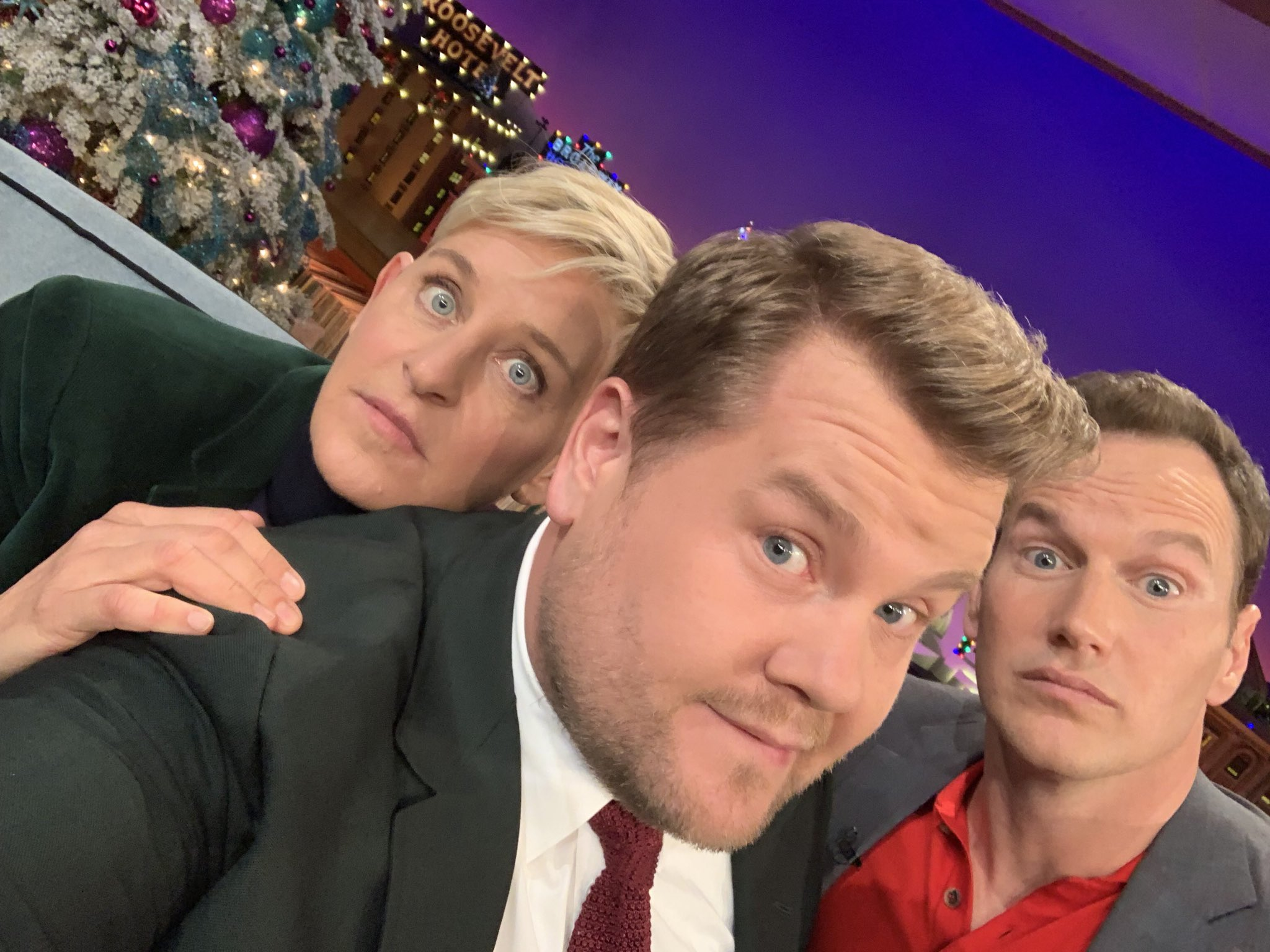 I'm on the @LateLateShow with @JKCorden tonight. It's gonna be great great. 12:37/11:37c on CBS https://t.co/fKrK92hnVY