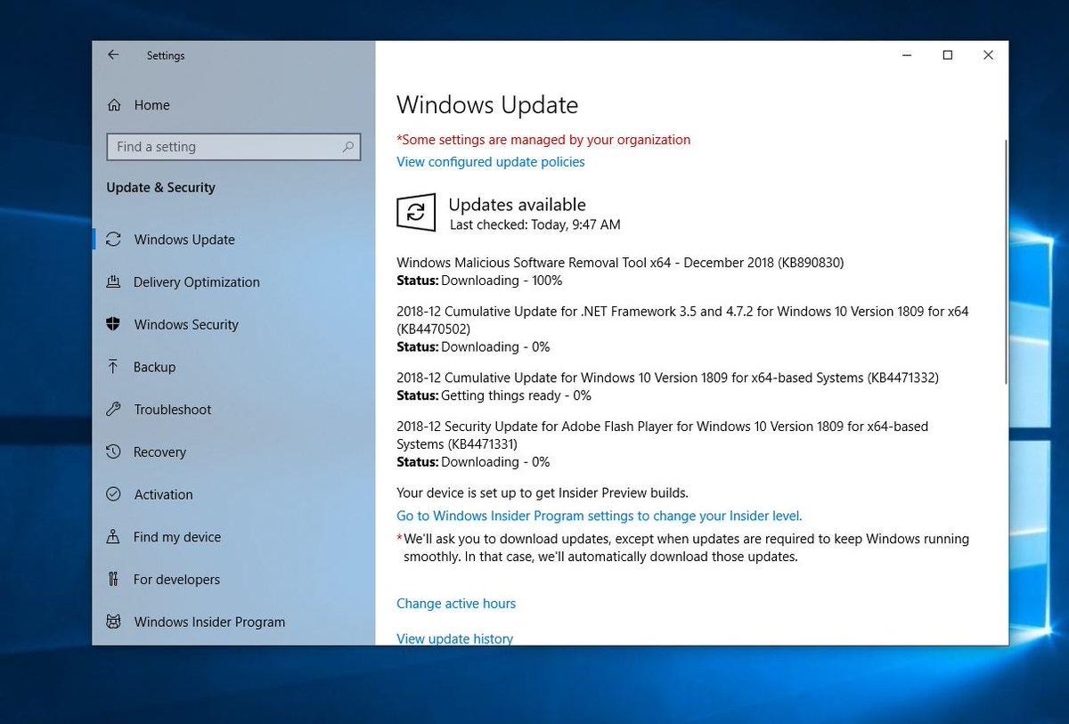By Photo Congress || Windows 10 Offline Update Download 2019