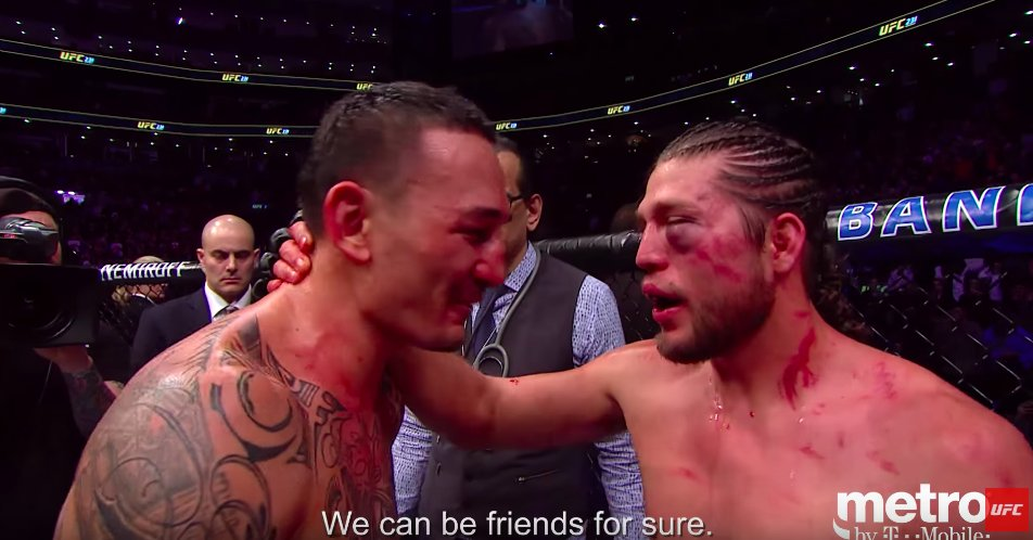 RT @P__Marchetti: God Bless @BlessedMMA & @BrianTcity #UFC231 https://t.co/3G0A2W9tUH
