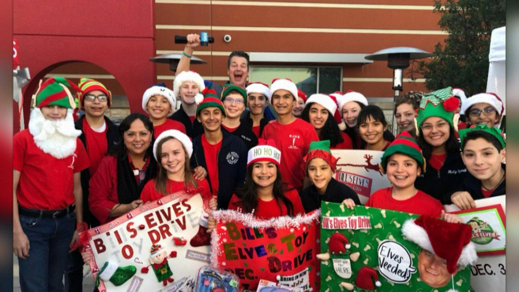 A Christmas Miracle.Kens 5 On Twitter A Christmas Miracle Stolen Gifts