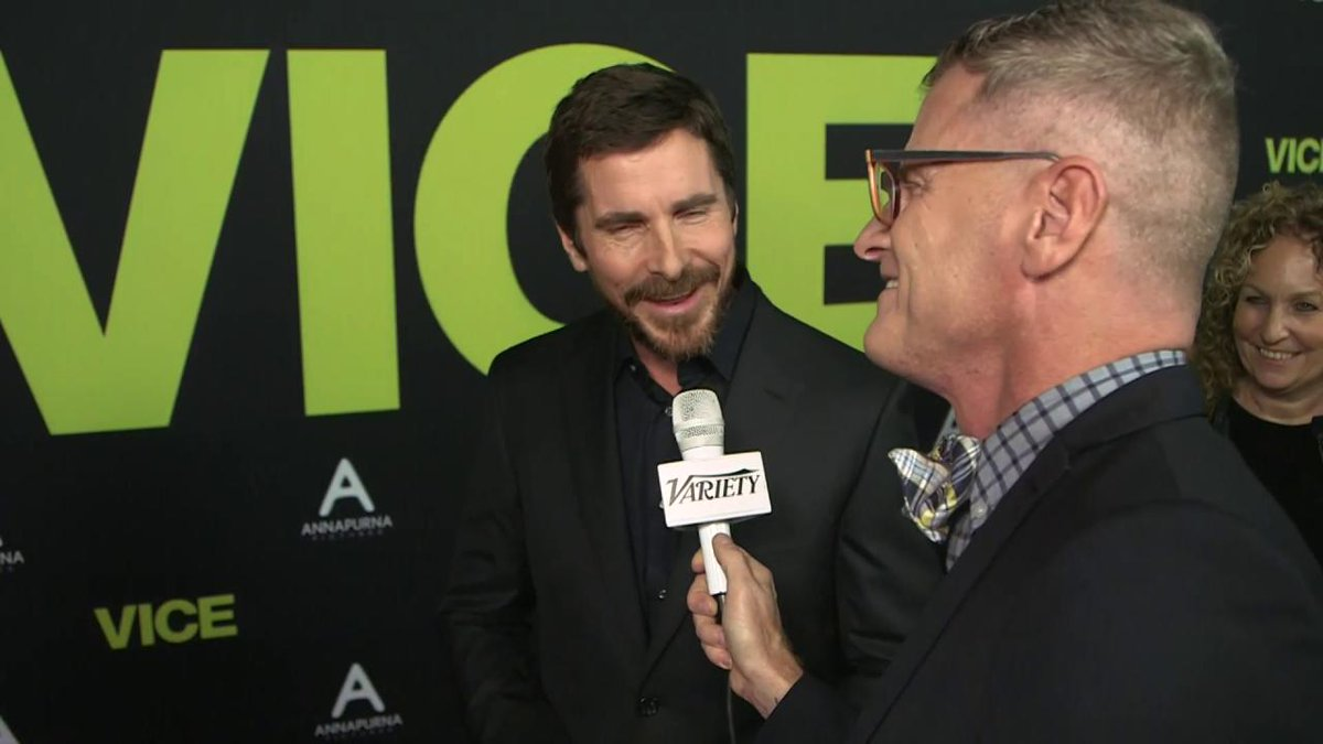 Christian Bale Says Donald Trump 'Thought I Was Bruce Wayne'