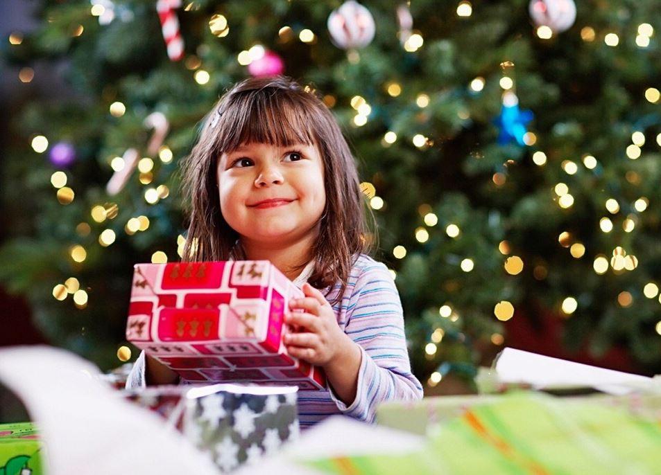 Новогодние сюрпризы картинки для детей