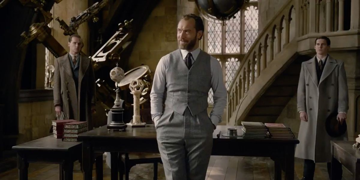JK Rowling promises some major answers in #FantasticBeasts 3   https://t.co/9ozr4YUKsd