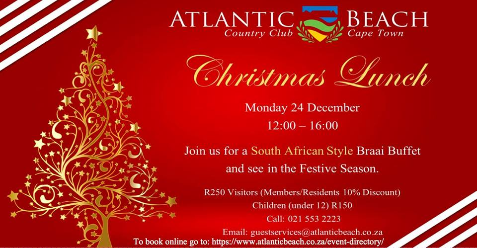 Christmas Traditions In South Africa.Atlantic Beach Cc On Twitter Join Us For A Traditional
