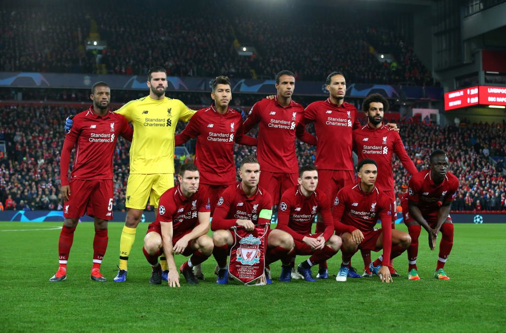 Things are looking very good for Liverpool at the moment.  Lawro has explained why👇 https://t.co/GCtJ3hUku6