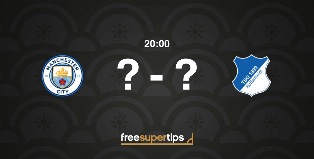 #MCFC are unbeaten in their last 6 Champions League games against German teams.  Can they beat Hoffenheim?  Man City vs Hoffenheim PREDICTIONS ▶ https://www.freesupertips.co.uk/previews/manchester-city-vs-tsg-hoffenheim-predictions-betting-tips-match-previews/ …  (18+)