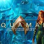 #AquamanInIndia Twitter Photo