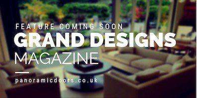Pssssst..we've have some exciting news, stay tuned for our feature in Grand Designs Magazine.  2019 is set to be a phenomenal year! #panoramicdoorsuk #alumen #welglaze #grandesigns #granddesignsmagazine #customhome #homeimprovement #designerhome #bifold #bifolds #bifolddoor https://t.co/ZnoqyM0X17